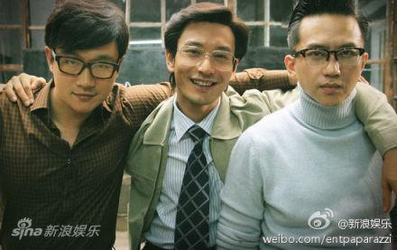 看了《中国合伙人》感想:扮高富帅,累不累?