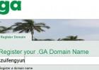 【免费域名】.ML、.CF和.GA免费顶级域名开放注册