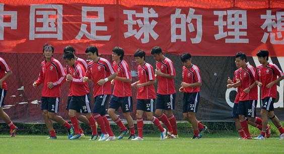 中国足球的理想