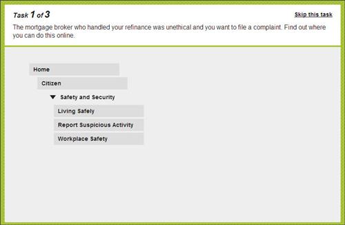 网站导航之痛---4种用户测试定位可寻性与可发现性问题