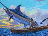 读海明威《老人与海》有感
