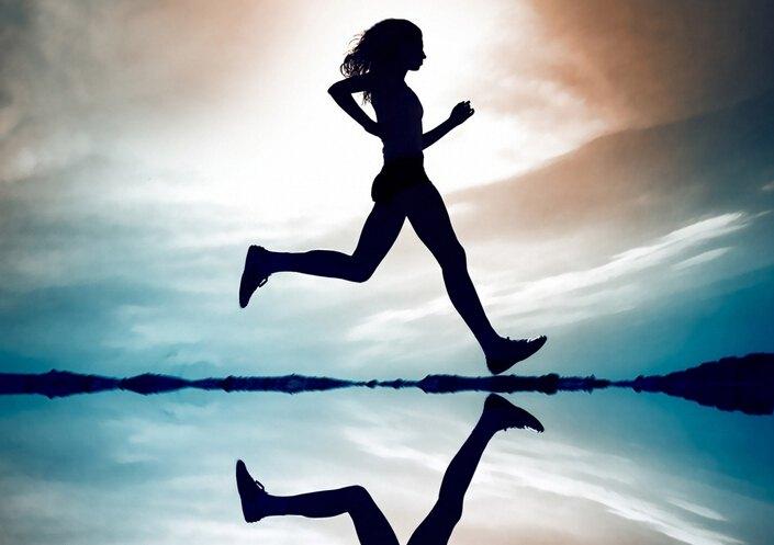 女人的速度